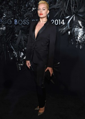 Margot Robbie - Hugo Boss Prize 2014 in NY