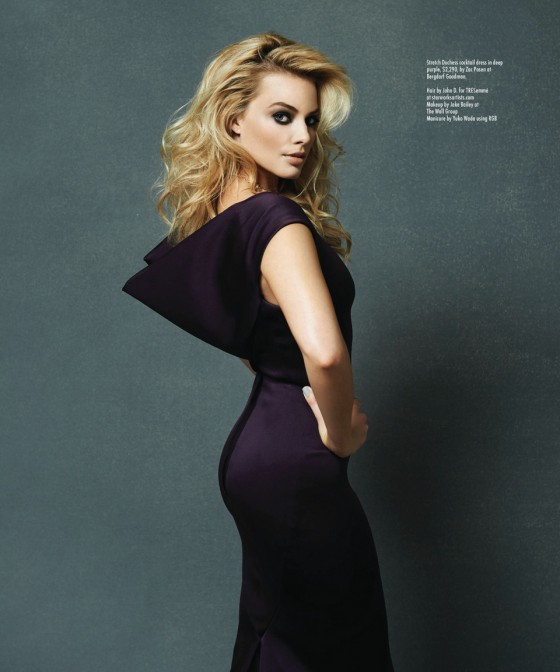 Margot Robbie: Manhattan Magazine 2014 -01
