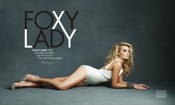 Margot Robbie: Manhattan Magazine 2014 -02