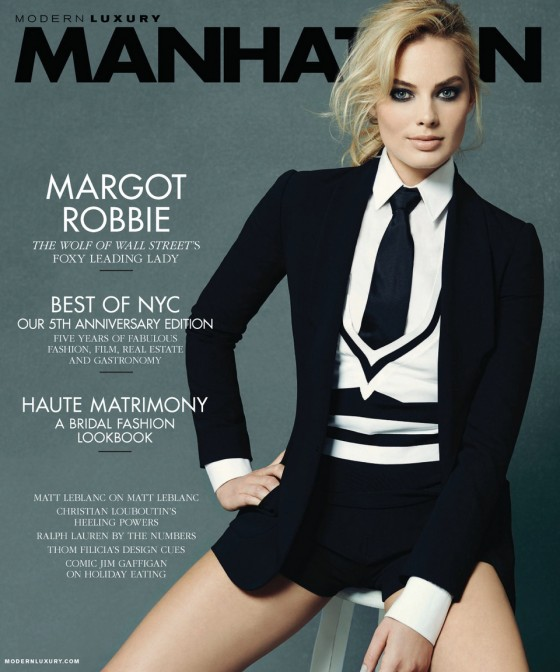 Margot Robbie: Manhattan Magazine 2014 -04