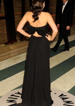 Margot Robbie: Oscar 2014 - Vanity Fair Party -03