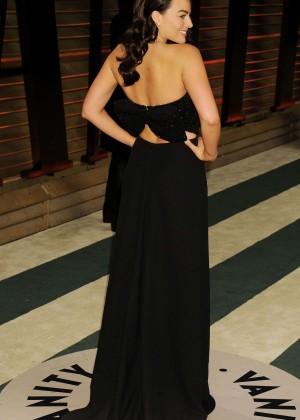Margot Robbie: Oscar 2014 - Vanity Fair Party -04