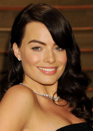 Margot Robbie: Oscar 2014 - Vanity Fair Party -05