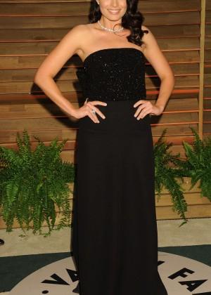 Margot Robbie: Oscar 2014 - Vanity Fair Party -07