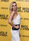 Margot Robbie: The Wolf Of Wall Street premiere -05