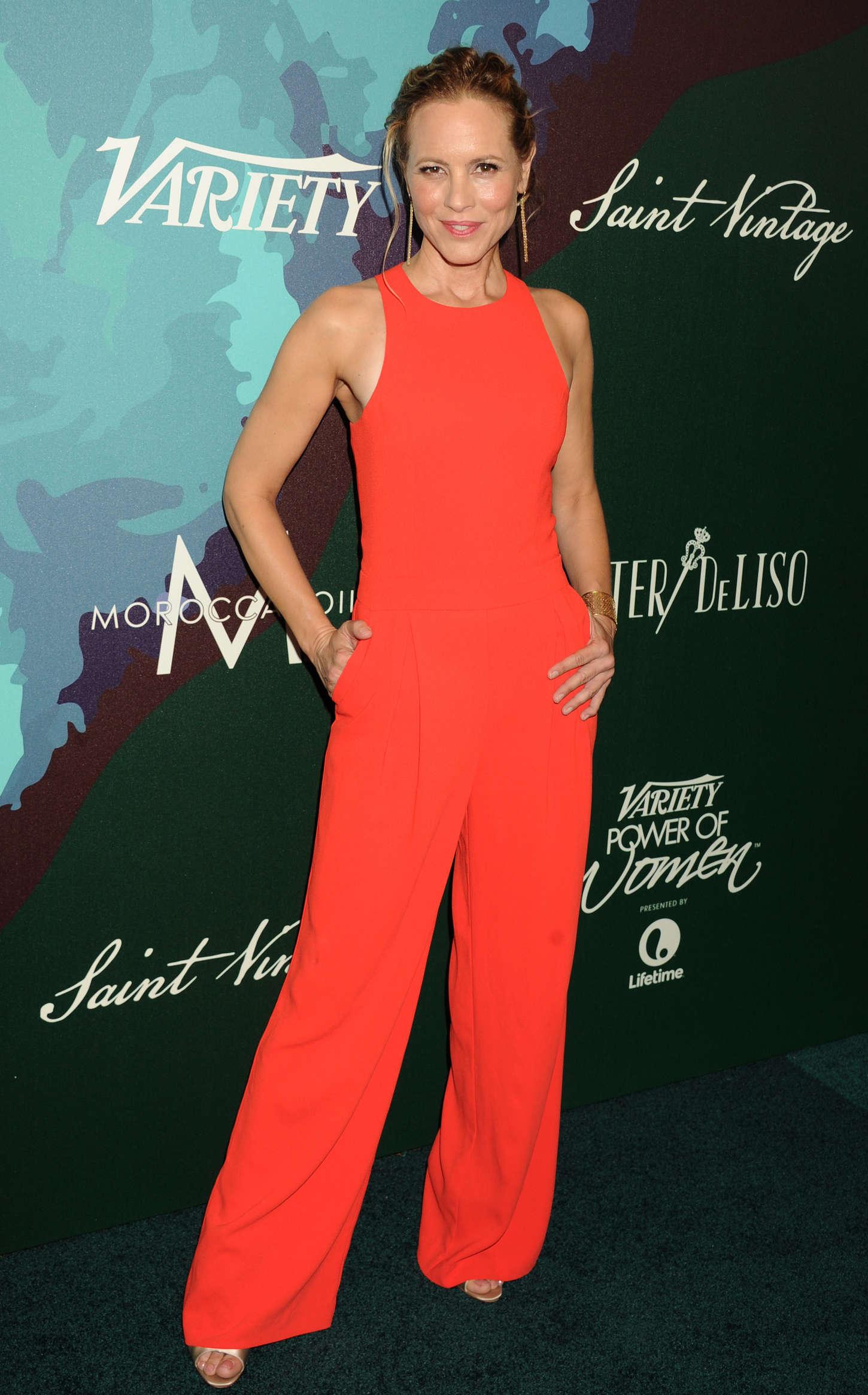 Maria Bello - 2014 Variety Power of Women in LA