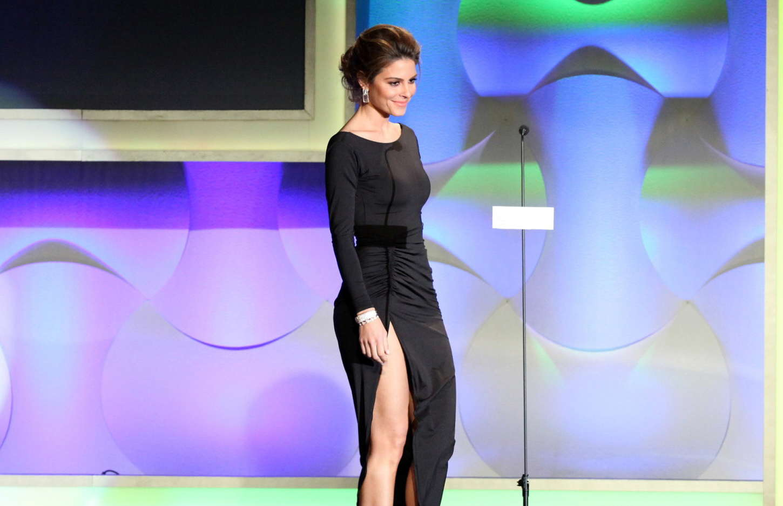 Maria Menonous 2014 : Maria Menonous: 2014 GLAAD Media Awards -02