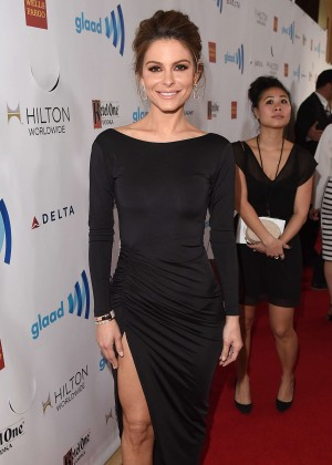 Maria Menonous: 2014 GLAAD Media Awards -05