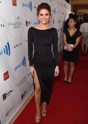 Maria Menonous: 2014 GLAAD Media Awards -06