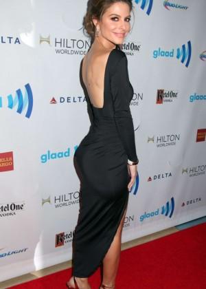 Maria Menonous: 2014 GLAAD Media Awards -09