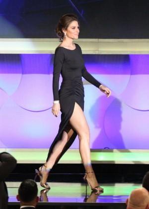 Maria Menonous: 2014 GLAAD Media Awards -10