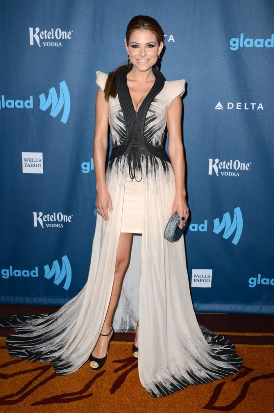 Maria Menounos - 24th Annual GLAAD Media Awards-06