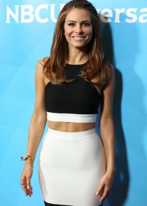 Maria Menounos at 2014 NBCUniversal TCA -03