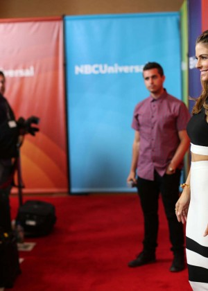 Maria Menounos at 2014 NBCUniversal TCA -05