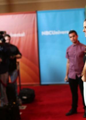 Maria Menounos at 2014 NBCUniversal TCA -06