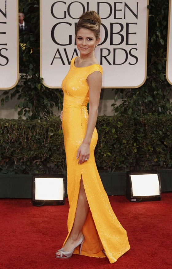 in Yellow Dress at 69th