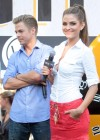 Maria Menounos at Bing It On Challenge in LA