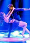 Maria Menounos performing at Dancing With the Stars-05