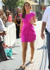 Maria Menounos legs in short dress-05