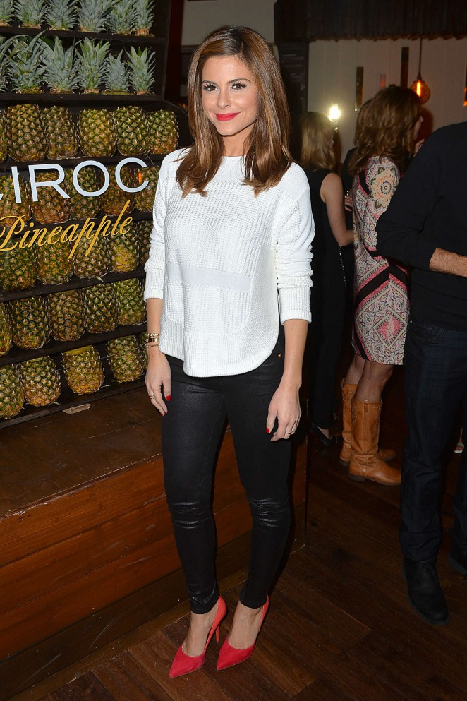 Maria Menounos - Ciroc Pineapple Event in Los Angeles