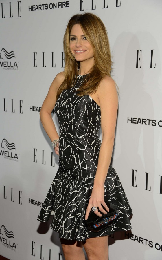 Maria Menounos Photos: ELLEs 2013 Women in Television Celebration