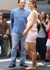 Maria Menounos Hot at Extra At The Grove In LA-02