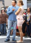 Maria Menounos Hot at Extra At The Grove In LA-09