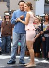Maria Menounos Hot at Extra At The Grove In LA-20