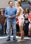 Maria Menounos Hot at Extra At The Grove In LA-22