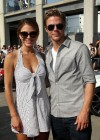 Maria Menounos Looking so Hot at Indianapolis Motor speedway