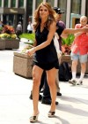 Maria Menounos hot in a black dress-08
