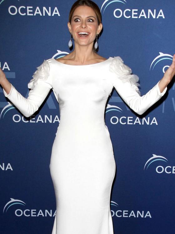 Maria Menounos: Oceana Partners Award Gala -05
