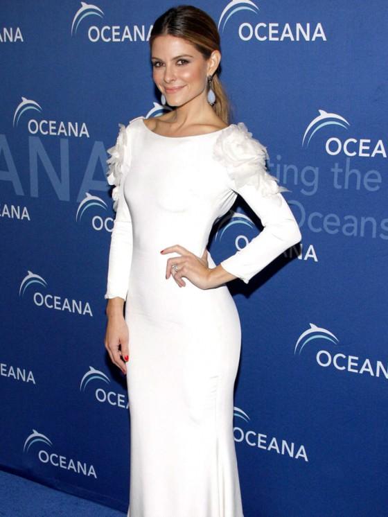 Maria Menounos: Oceana Partners Award Gala -06