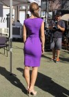 Maria Menounos leggy in tight dress-07