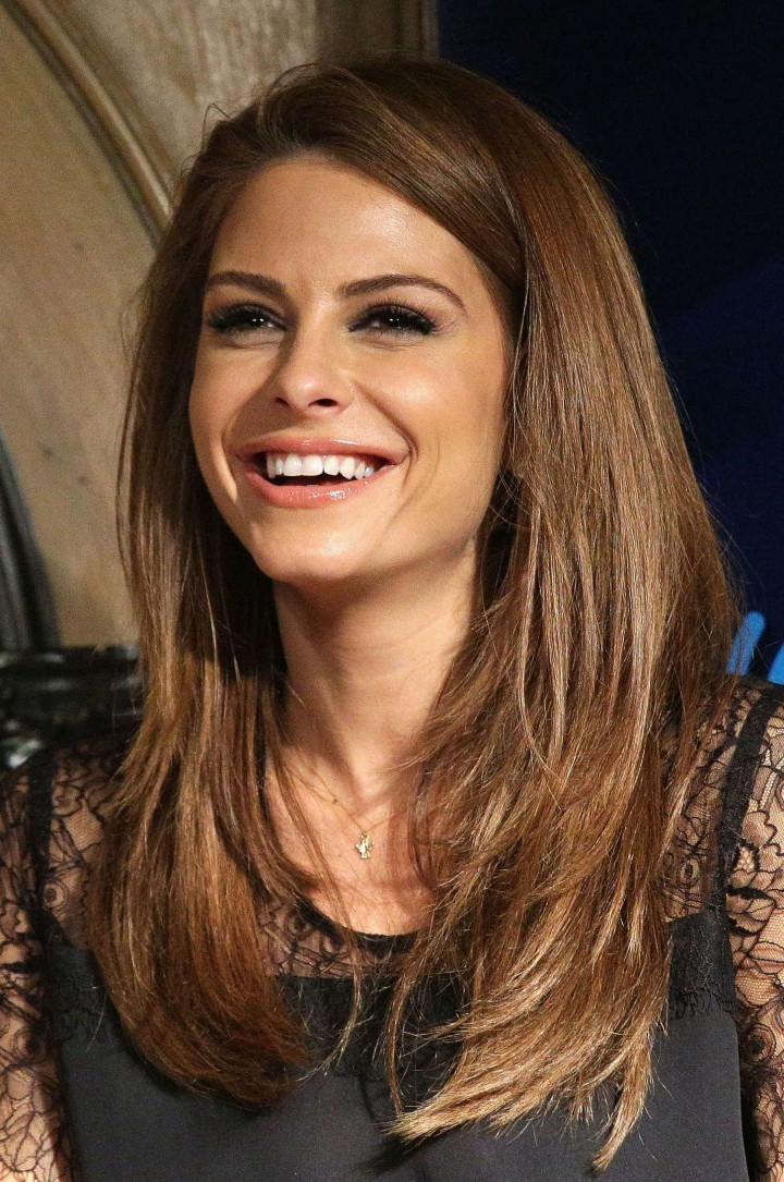 Maria Menounos – SiriusXM hosts Town Hall at The Friars Club in NYC