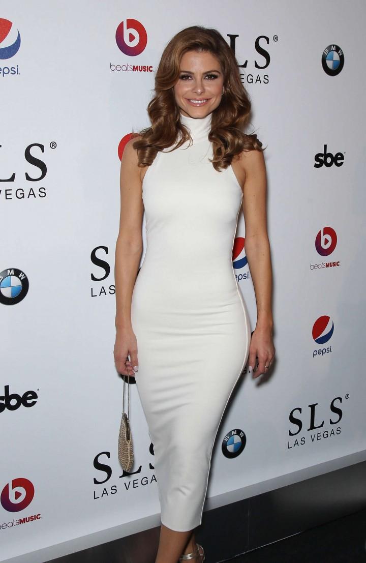 Maria Menounos - SLS Las Vegas Grand Opening Celebration in Las Vegas