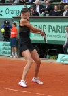 Maria Sharapova playing in Semi-Finals - 2012 French Open in Paris-10