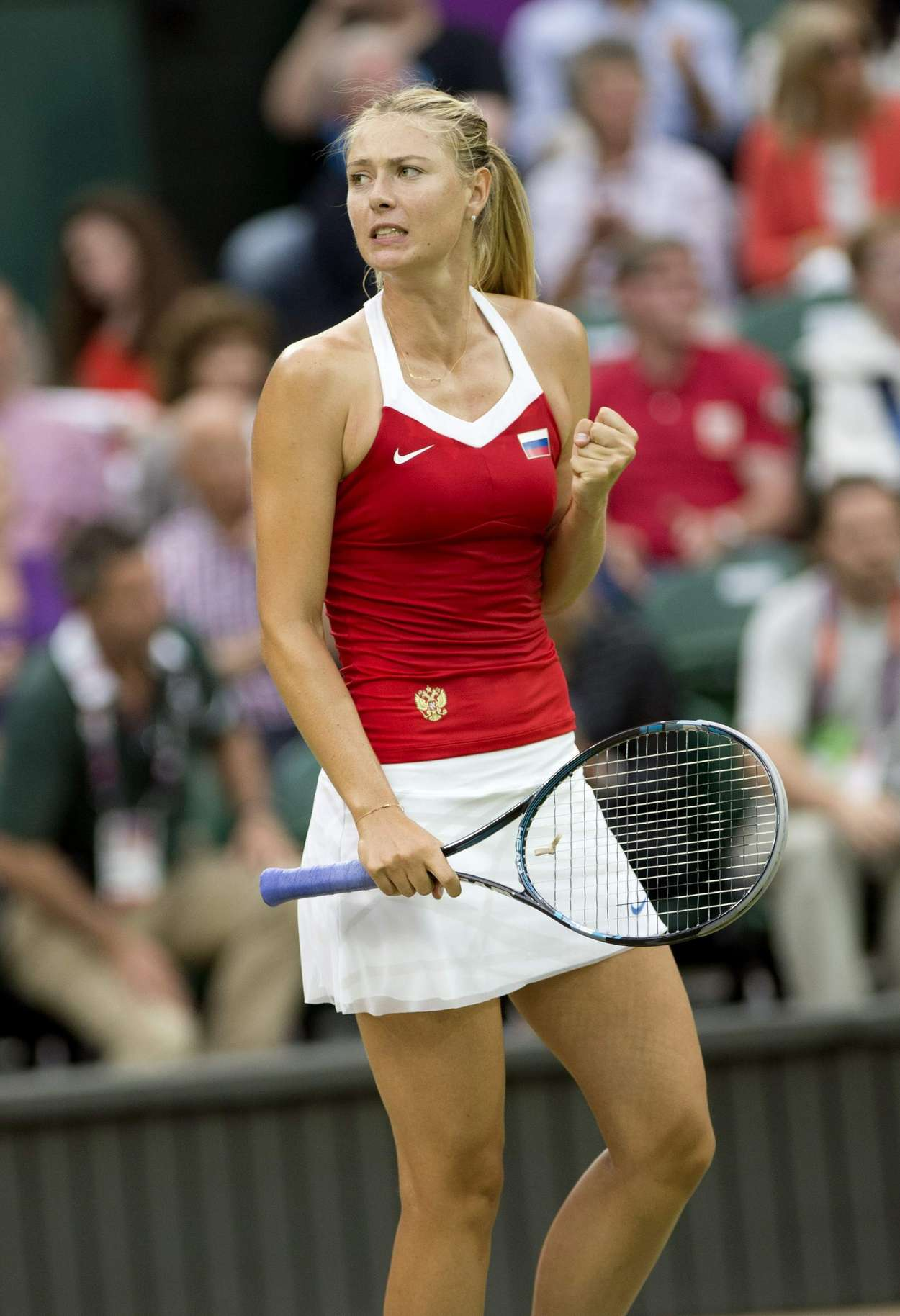 Maria Sharapova – 2012 Olympic Photos-16 – GotCeleb