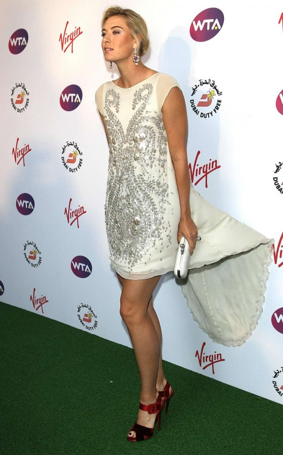 Maria Sharapova - 2012 WTA Tour Pre-Wimbledon Party at The Roof Gardens