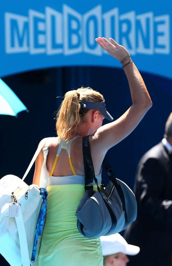 Maria Sharapova – 2013 Australian Open-02