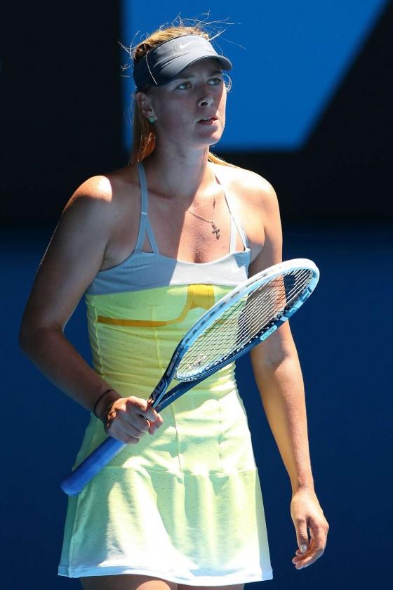 Maria Sharapova – 2013 Australian Open-03