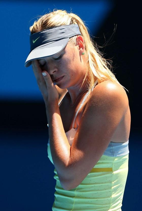 Maria Sharapova – 2013 Australian Open-22