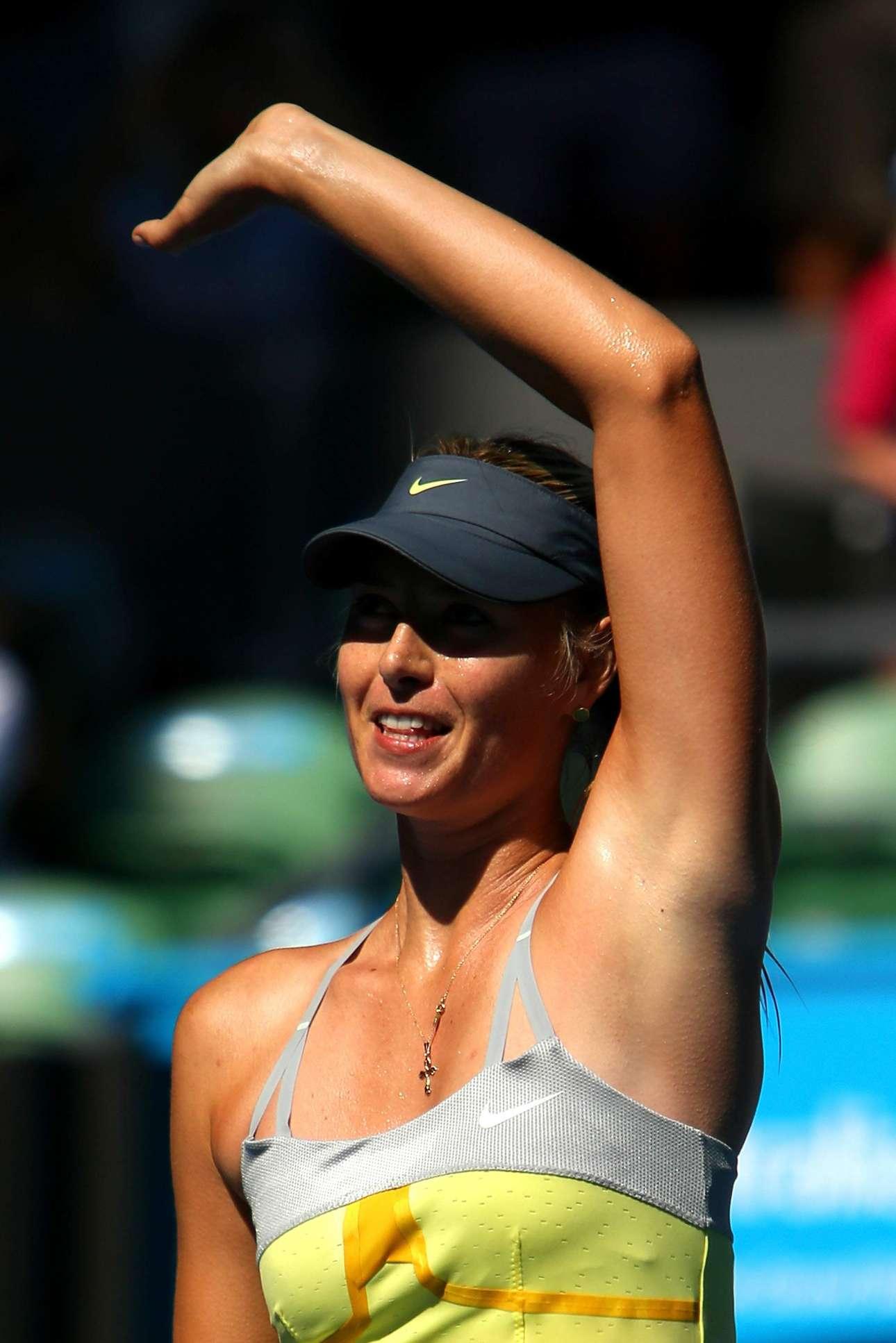 Maria Sharapova 2013 Australian Open Photos 08 Gotceleb