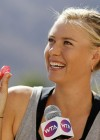 Maria Sharapova - 2013 BNP Paribas Open All Access Hour -11
