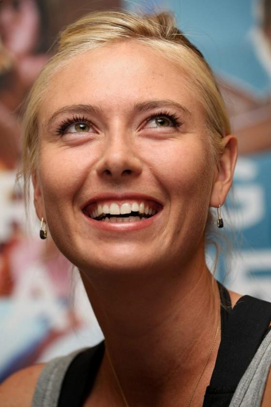 Maria Sharapova – 2013 BNP Paribas Open All Access Hour -12