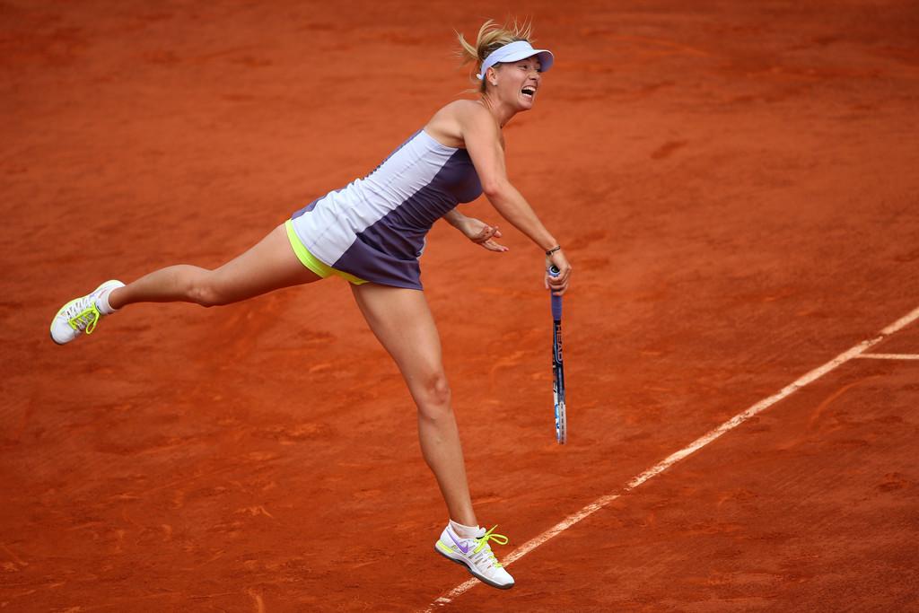 Maria Sharapova - 2013 French Open Day 12 in Paris -10 ...