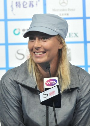 Maria Sharapova - 2014 China Open Beijing