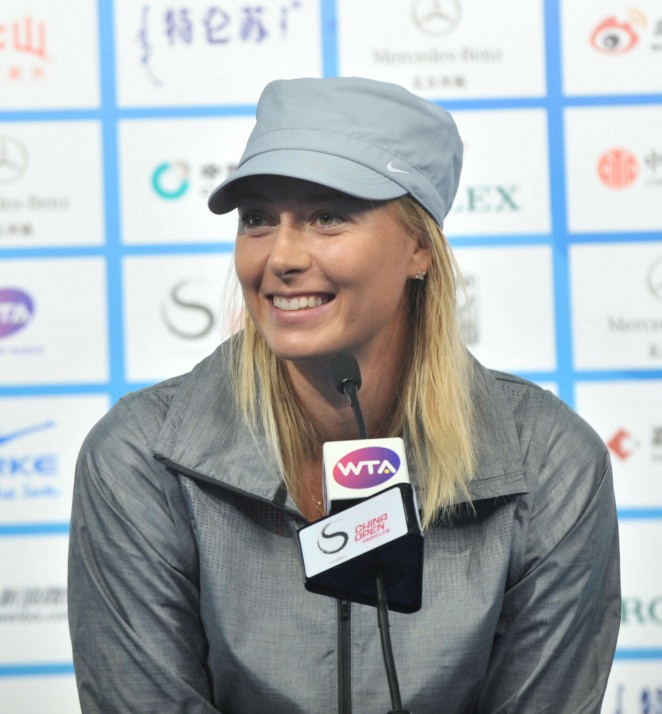 Maria Sharapova - 2014 China Open Beijing