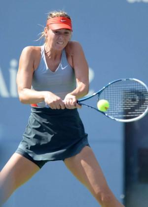 Maria Sharapova - 2014 US Open (4th Round match)
