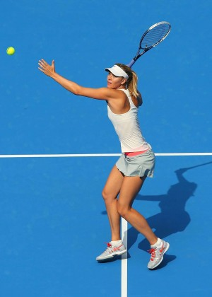 Maria Sharapova - 2nd round of 2014 China Open in Beijing